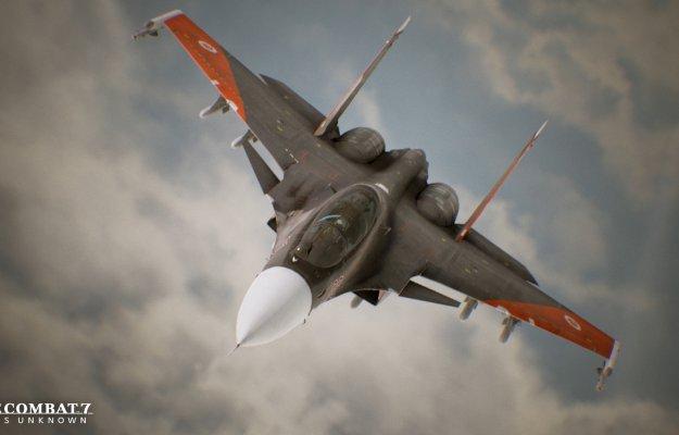 Ace Combat 7 spicca il volo al Tokyo Game Show