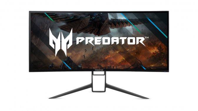 Acer Predator X34 GS: monitor 21:9 180 Hz perfetto per il gaming