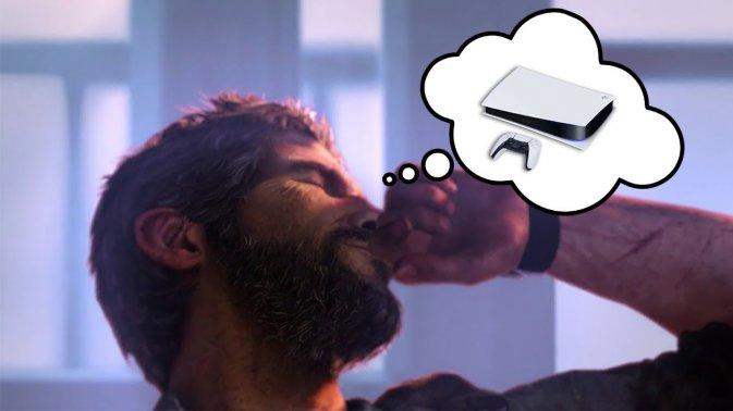Anche Ellie e Joel hanno fame di next-gen: PS5 o Xbox Series X?