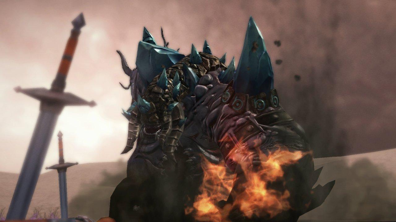 Animus Stand Alone: un Action RPG mobile ispirato a Dark Souls