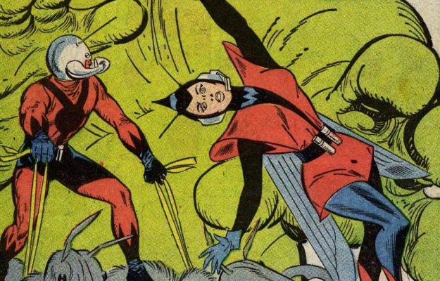 Ant-Man e Wasp: Recensione del volume Marvel Masterworks di Panini Comics