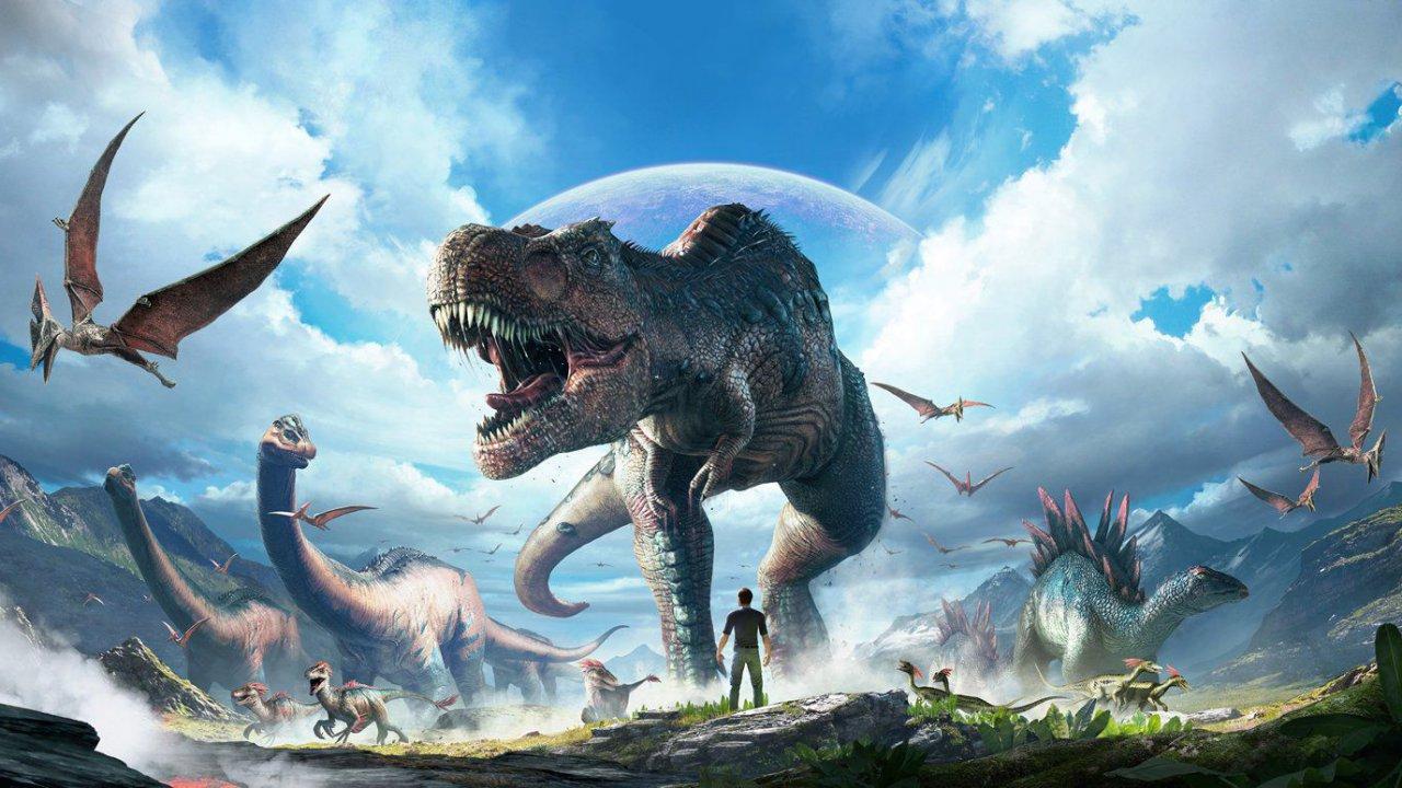ARK Park VR: incontriamo i dinosauri... in Realtà Virtuale!