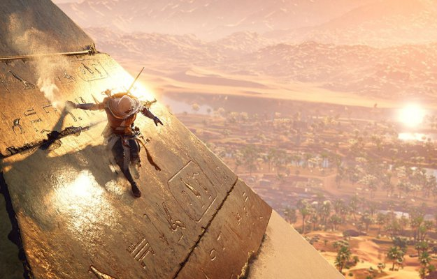 Assassin's Creed Origins: nuovo trailer in live action