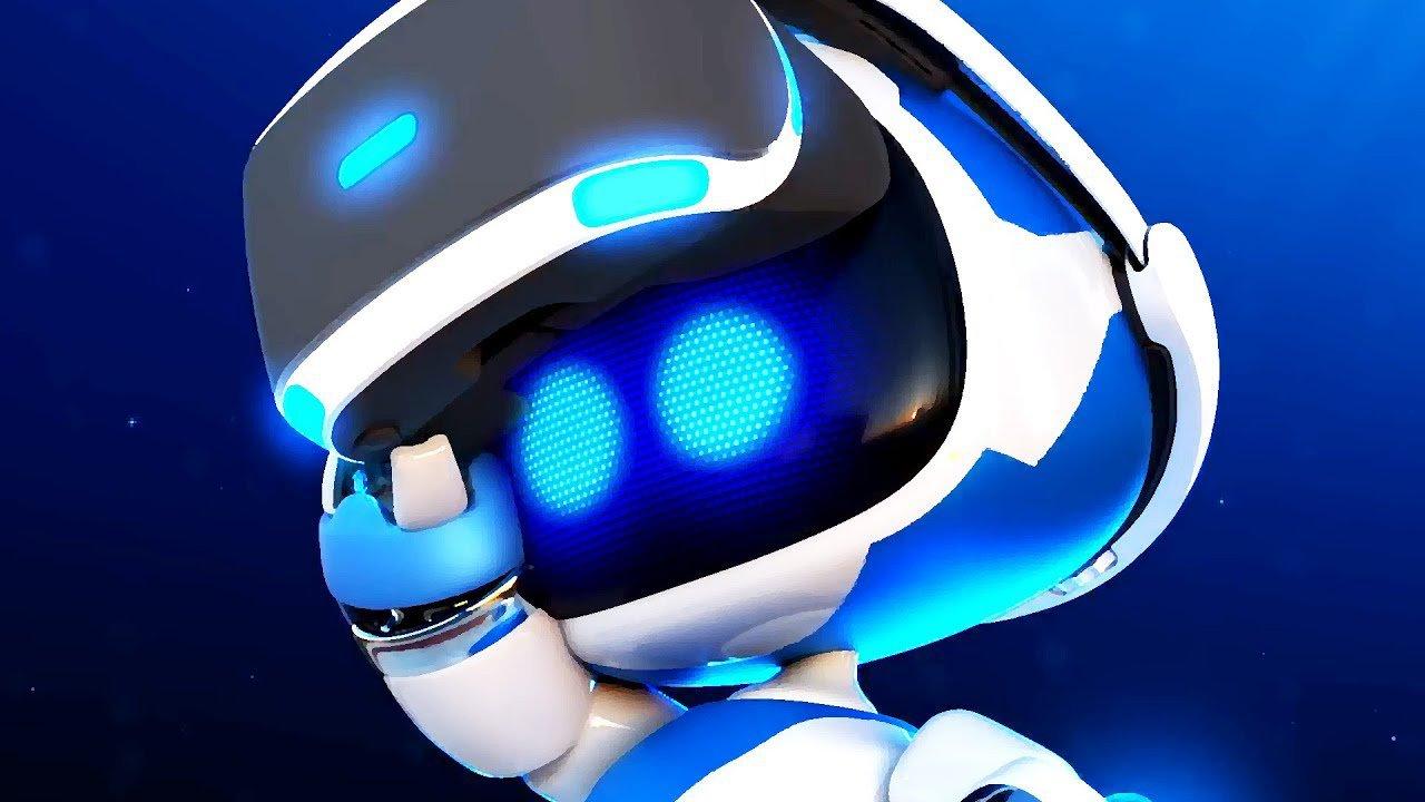 Astro Bot Rescue Mission: un nuovo platform per PlayStation VR