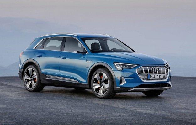 Audi e-tron: ecco la prima elettrica di Audi, un SUV sportivo e tecnologico