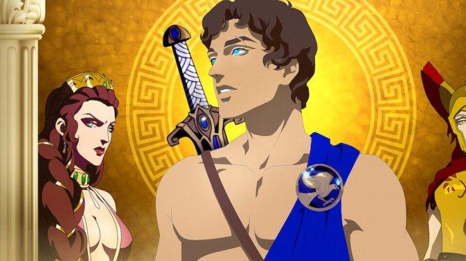 Blood of Zeus: recensione della nuova serie dagli autori di Castlevania