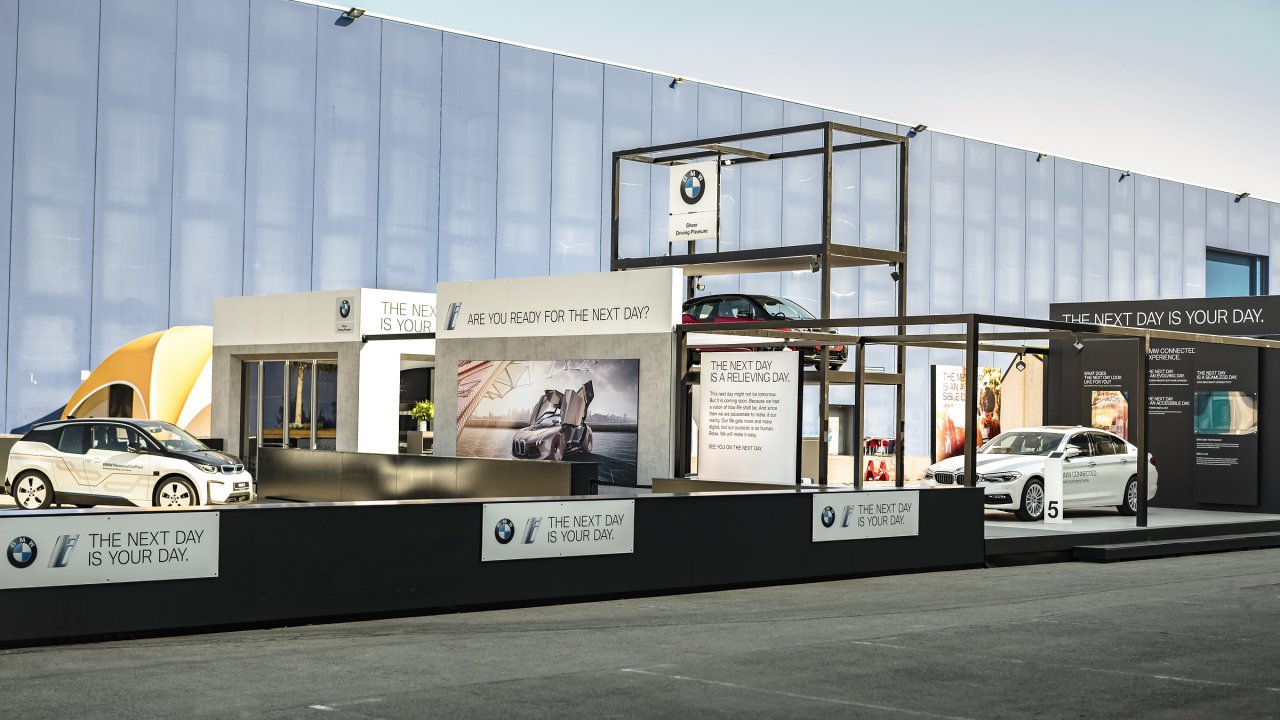 BMW al Mobile World Congress 2018: in mostra la guida autonoma di livello 5