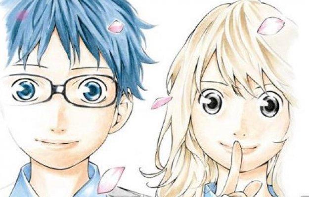Bugie d'Aprile: Recensione del manga di Naoshi Arakawa