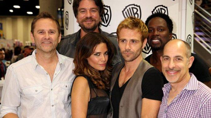 Constantine - Comic-Con 2014