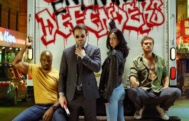 Da Jessica Jones a The Punisher: le serie TV del Marvel Cinematic Universe