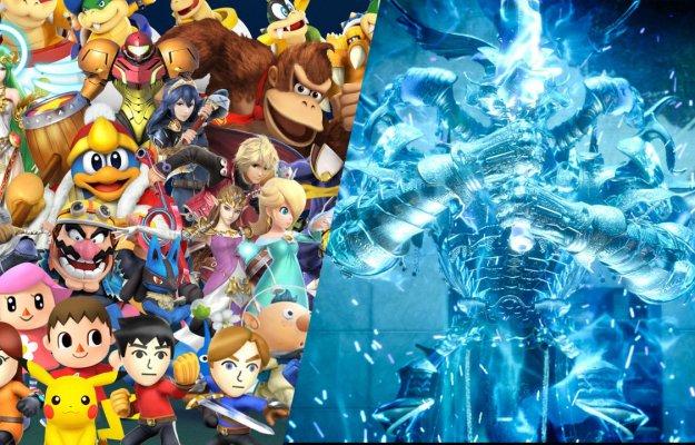 Da Super Smash Bros a Final Fantasy XV: le novità della settimana su VG News