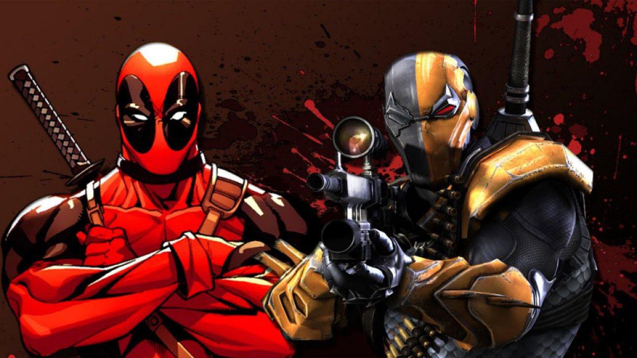 Deadpool vs Deathstroke, sfida tra mercenari: somiglianze e diversità
