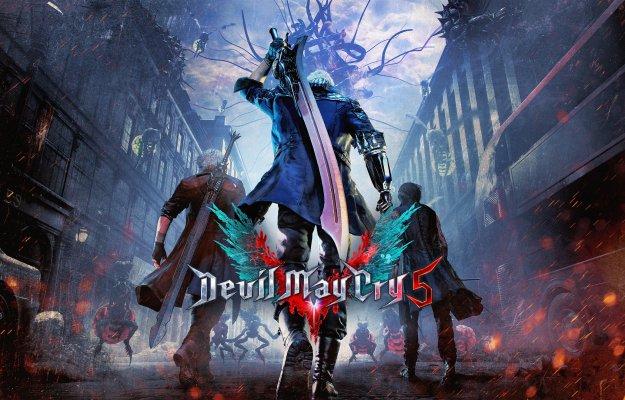 Devil May Cry 5: data di uscita e nuovo gameplay trailer