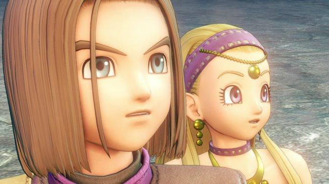 Dragon Quest 11S Definitive Edition arriva su Xbox, anche su Game Pass