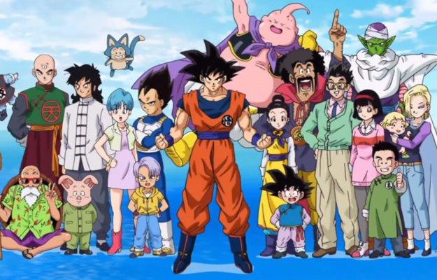 Dragon Ball Super: i titoli degli episodi italiani numero 42/43/44/45