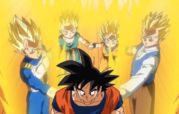 Dragon Ball Super: titoli e trame degli episodi in replica dal 18 al 24 giugno