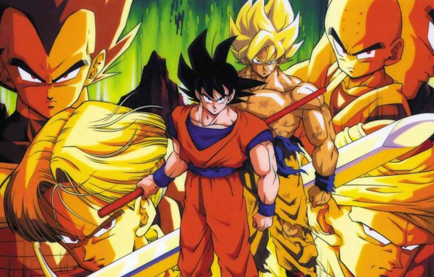 Dragon Ball Z, appare su Amazon il box set della serie completa in Blu-ray!