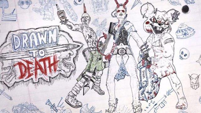 Drawn to Death