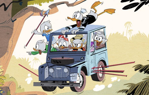 DuckTales: storie di paperi, ma che bei paperi
