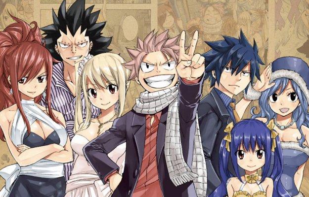Eden's Zero è il titolo del nuovo manga di Hiro Mashima, autore di Fairy Tail!