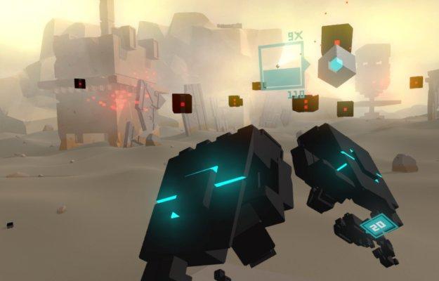 Edge Guardian: provato il picchiaduro VR per HTC Vive