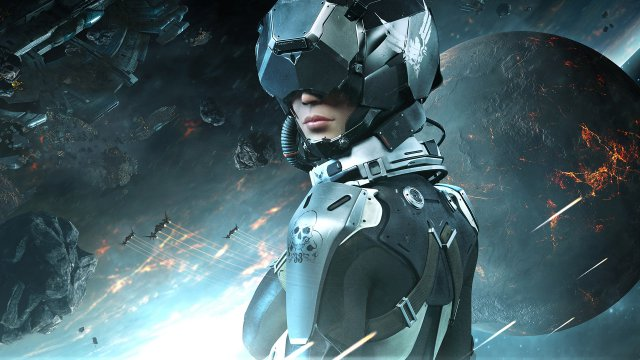 EVE Valkyrie per PlayStation VR