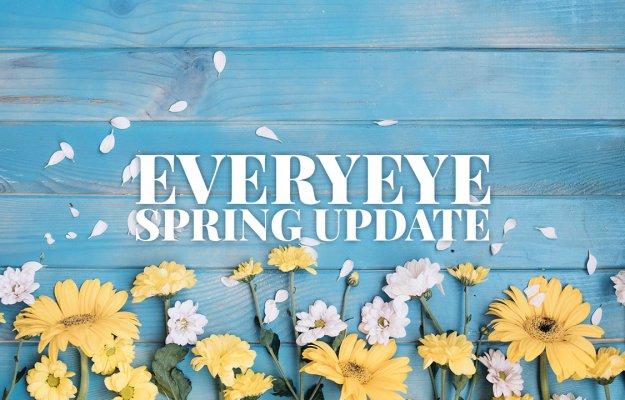 Everyeye si rinnova con l'update di primavera: leggero restyle e skin notturna
