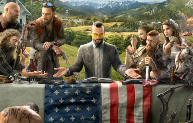 Far Cry 5: due ore di scorribande in co-op (Video Gameplay)