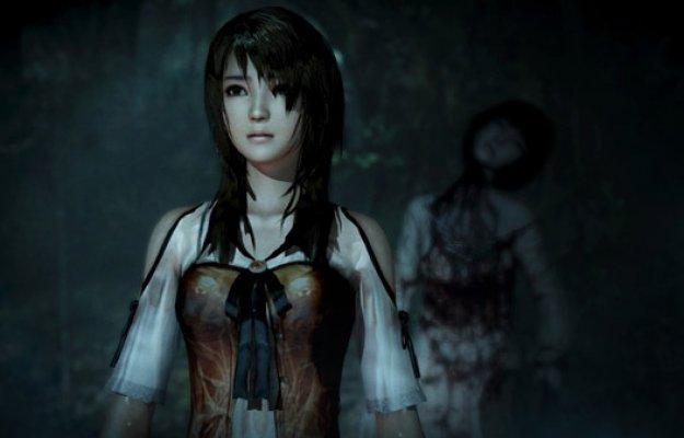 Fatal Frame: The Black Haired Shrine Maiden
