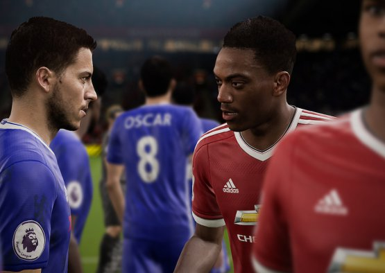 FIFA 17 - Intervista a Matt Prior