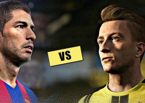 FIFA 17 vs PES 2017: chi vincerà?