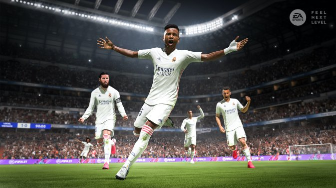 FIFA 21: il calcio Electronic Arts arriva su PS5 e Xbox Series X/S