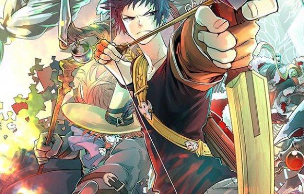 Final Fantasy Lost Stranger, il manga spin-off della serie Square-Enix