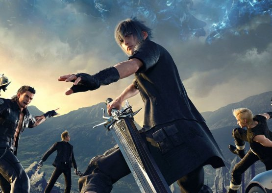 Final Fantasy XV è entrato in fase Gold