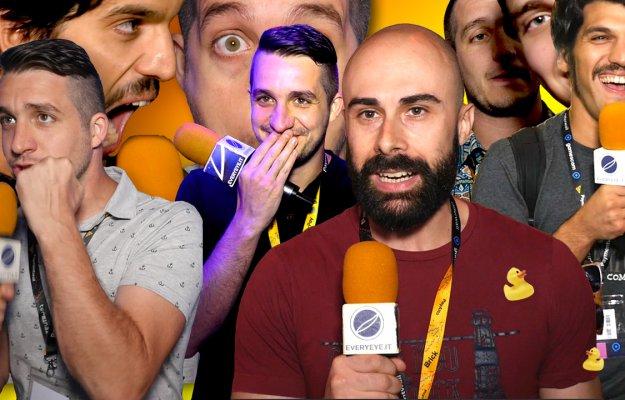 Gamescom 2017: Papere e Bloopers dalla fiera di Colonia