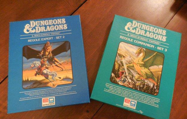 GDR cartacei: la lunga strada di Dungeons & Dragons