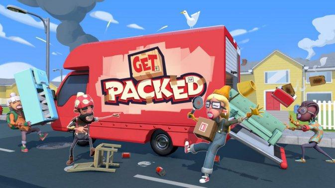 Get Packed per Google Stadia: divertirsi traslocando si può!