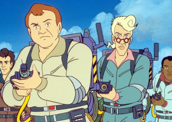 Ghostbusters: Back to the '80