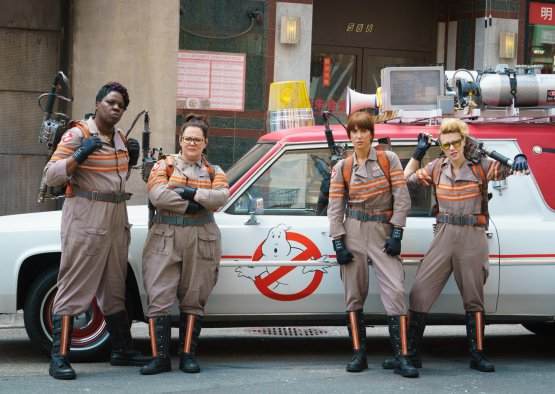 Ghostbusters: pillole dal making of