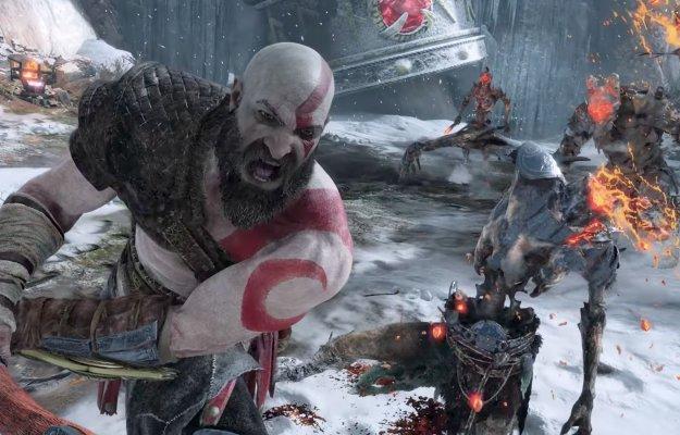 God of War: il ritorno di Kratos, la recensione del gioco