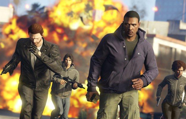 Grand Theft Auto: Le Storie dell'Apocalisse