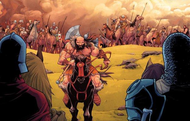 Green Valley: Recensione del secondo numero della miniserie Skybound