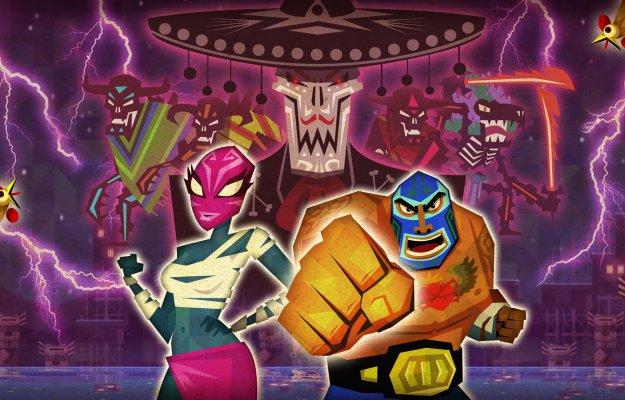 Guacamelee! 2: ¡Que Viva El Mexiverso