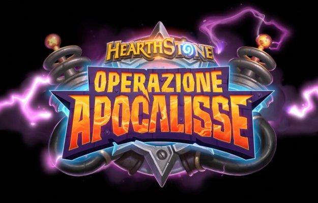 Hearthstone Operazione Apocalisse in anteprima all'eSport Palace di Bergamo!