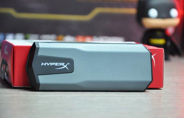 HyperX Savage Exo Recensione: SSD esterno per PC e Console