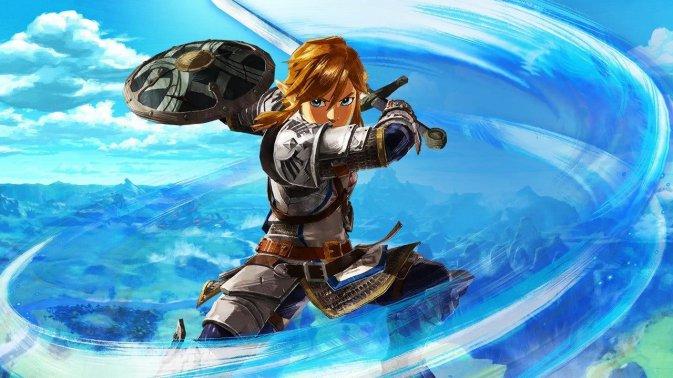 Hyrule Warriors L'Era della Calamità: il gameplay del prequel di Zelda BOTW