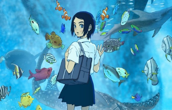 Children of the Sea: Review of the anime film on Amazon Prime Video