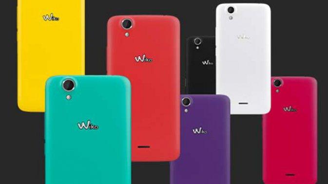 I nuovi smartphone Wiko