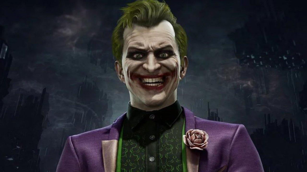 Il Joker si prepara a debuttare in Mortal Kombat 11