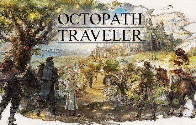 Il pennello magico di Octopath Traveler